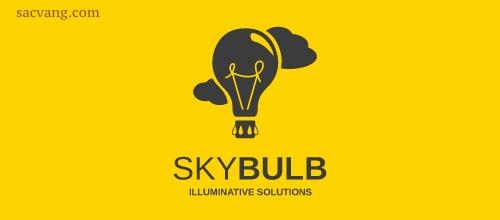 logo bóng đèn