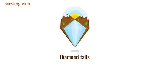 logo kim cương