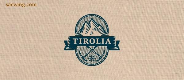 logo ngọn núi
