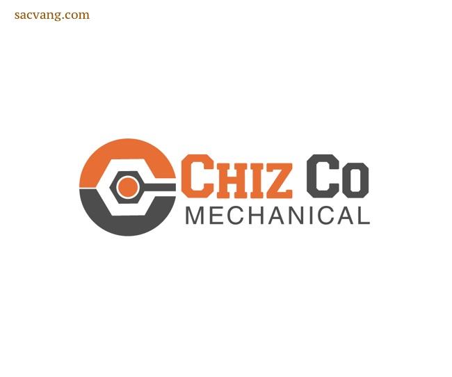 logo cơ khí