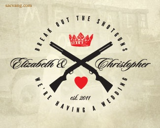 logo khẩu súng