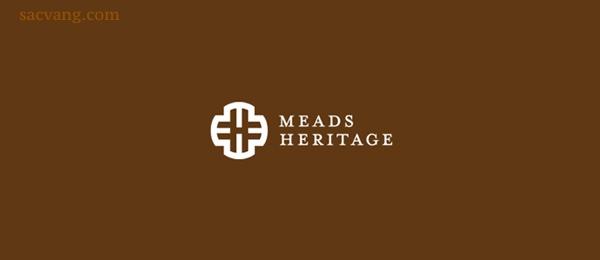 logo màu nâu