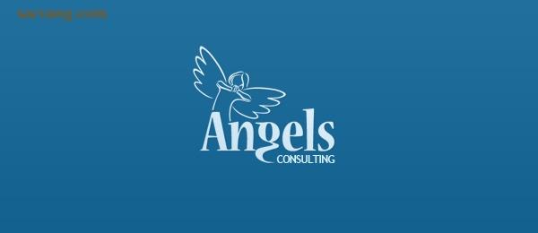 logo thiên thần