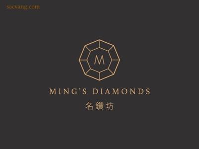 logo tiệm vàng