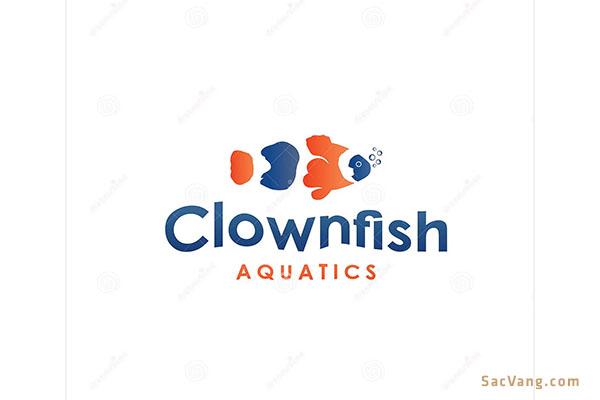 Mẫu Logo Cá Cảnh Đẹp