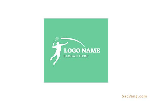 Mẫu Logo Cầu Lông Đẹp