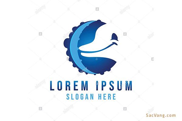 Mẫu Logo Con Bạch Tuộc Đẹp