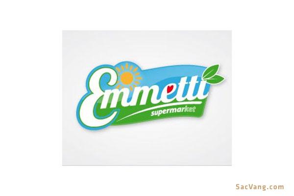 Mẫu Logo Cửa Hàng Tạp Hóa Đẹp