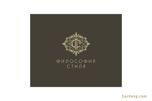 Mẫu Logo Hoa Văn Đẹp