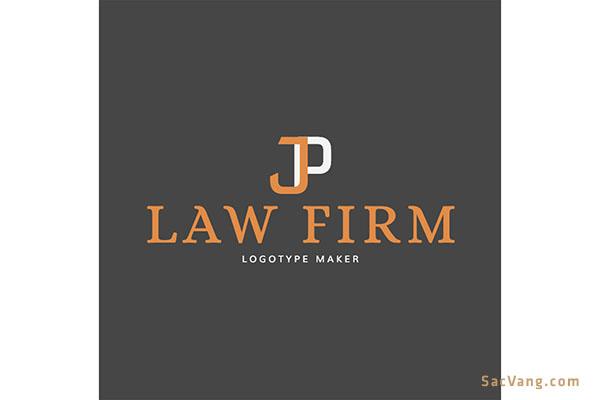 Mẫu Logo Ngành Luật Đẹp