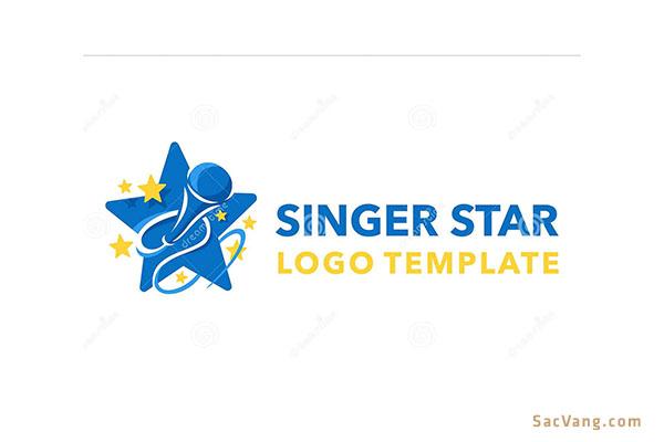 Mẫu Logo Quán Karaoke Đẹp