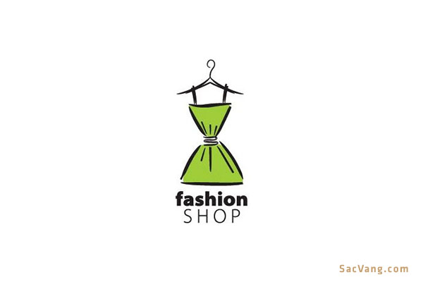 Mẫu Logo Shop Thời Trang Đẹp