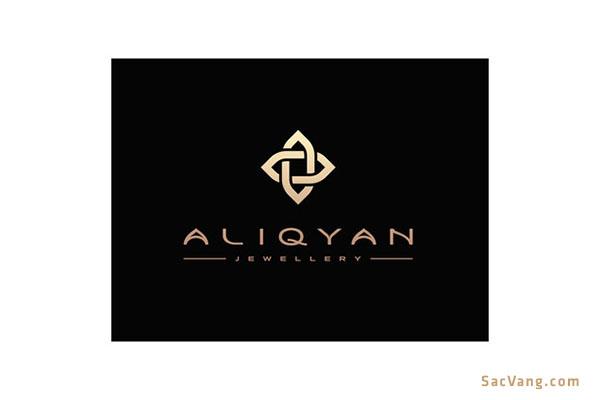 Mẫu Logo Vàng Bạc Đẹp