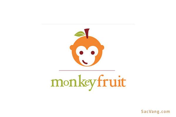Mẫu Logo Trái Cây Đẹp